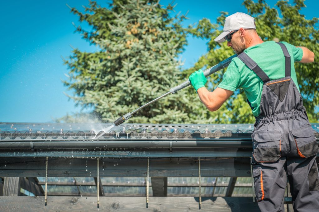 Exterior washing services provided by annapolis brothers power washing, deale md and shady side md, soft washing services, gutter cleaning, pressure washing,